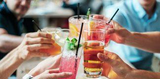 sober curious - bebidas não alcoólicas