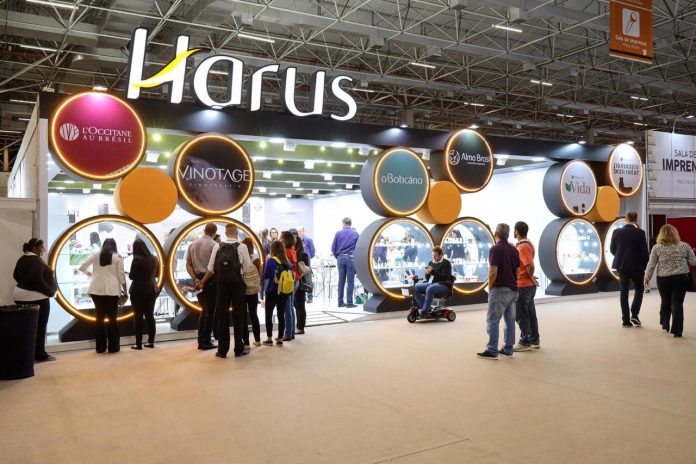 Harus - equipotel 2019