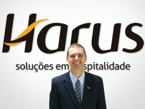 beto - diretor geral da Harus