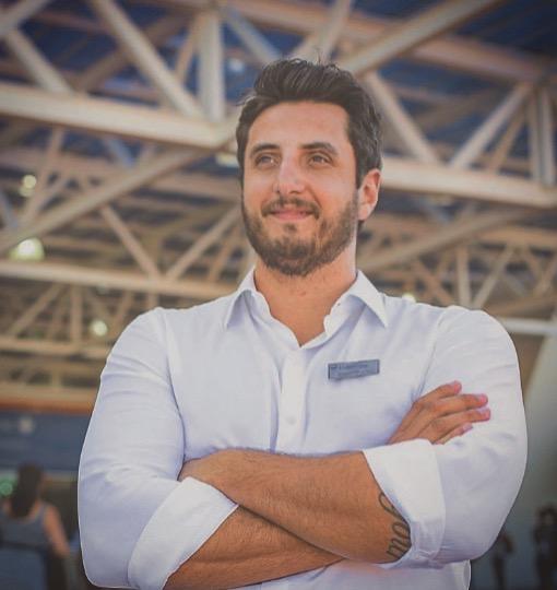 Daniel Pereira - Gerente da Equipotel