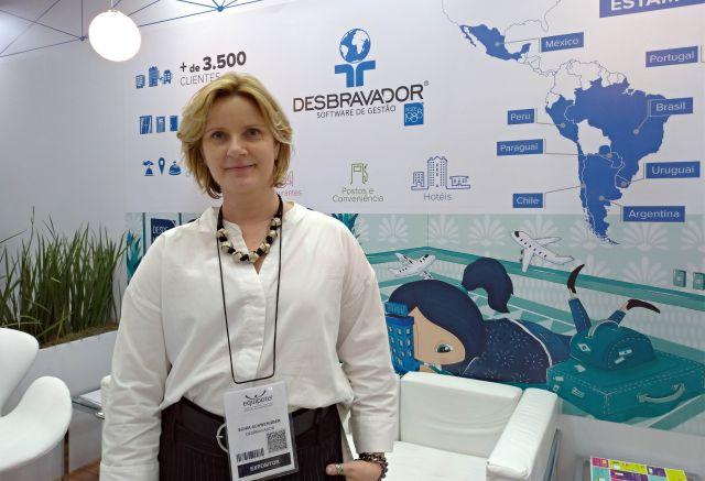 Sonia Schwengber - Desbravador Software