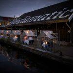 tendência de arquitetura para hotel e restaurante