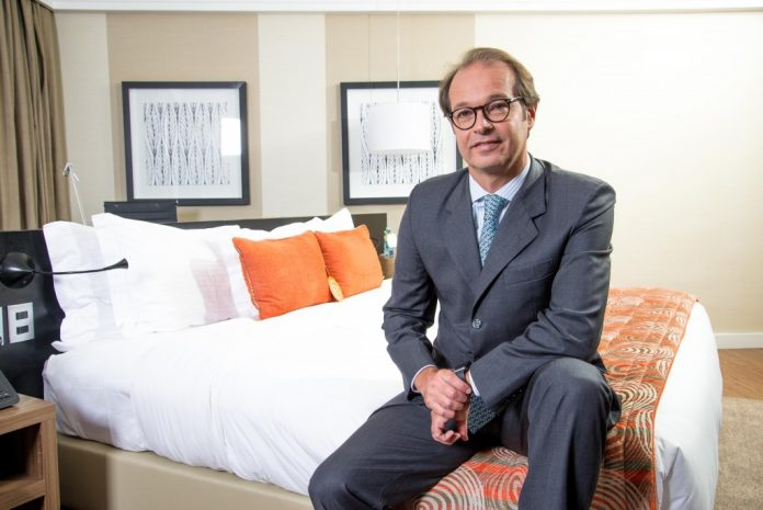 Eduardo Giestas, presidente Atlantica Hotels
