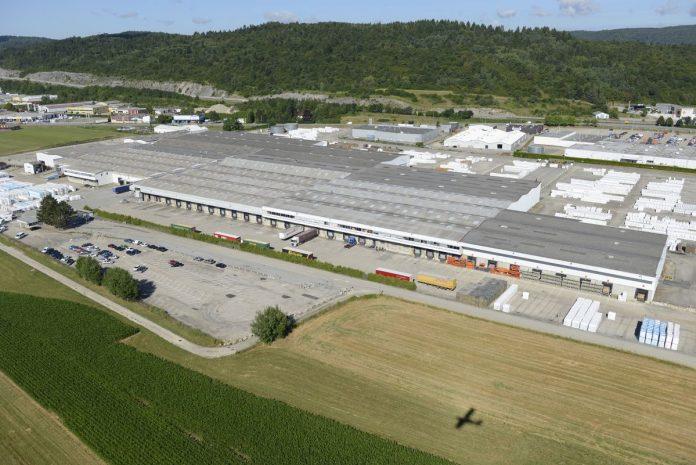 Fábrica Grofillex na França