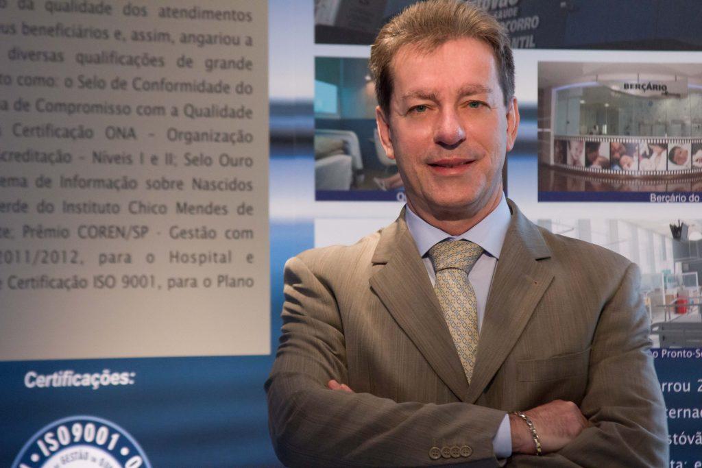 Valdir Ventura - CEO São Cristovão Saúde