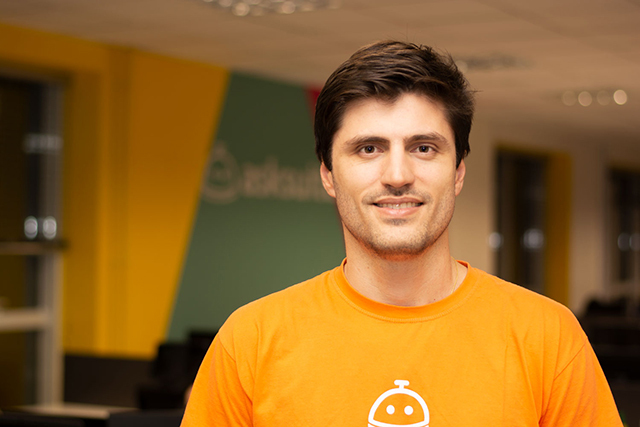 Rodrigo Teixeira, CEO Asksuite