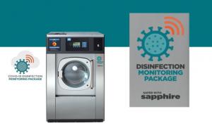 novidade para hospitalidade - disinfection monitoring package