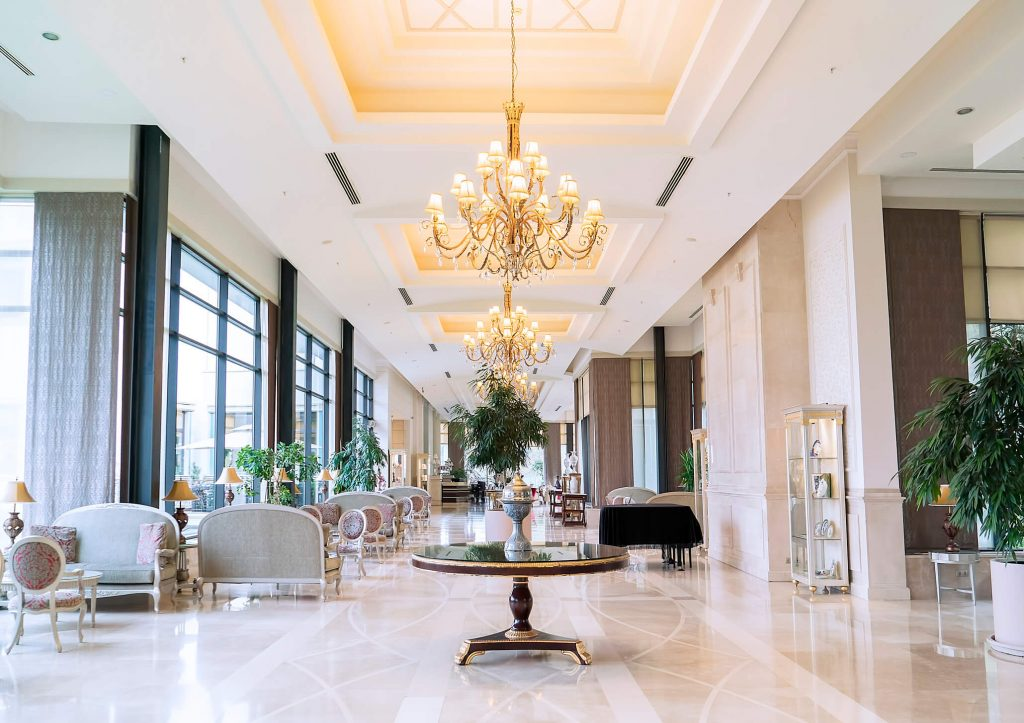 O futuro da hotelaria de alto padrão